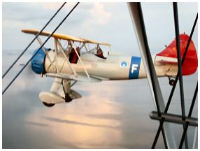 Key West Biplane Rides
