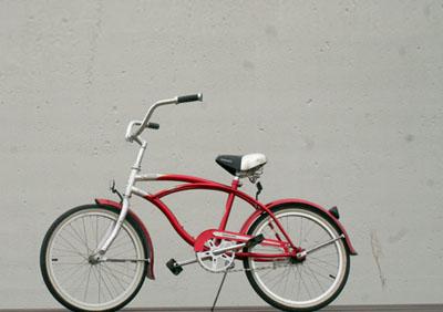 Child's Bike Rental