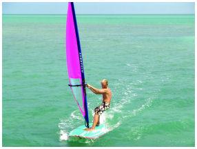 Kitesailing Key West