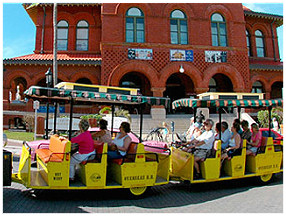 Key West Sightseeing with Conch Tour Train