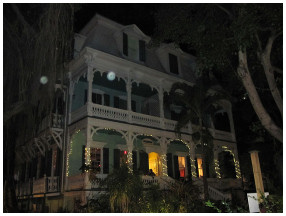 Haunted House Key West