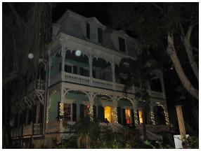 Key West haunted house