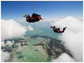 Key West Florida Skydiving