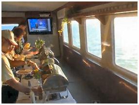 Tropical Buffet Dinner Cruise