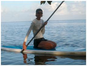 Paddleboard combo
