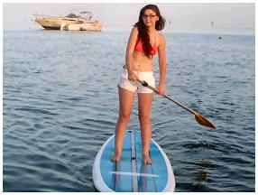 Eco Paddleboard