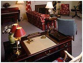 "Harry S. Truman's ""The Little White House"""