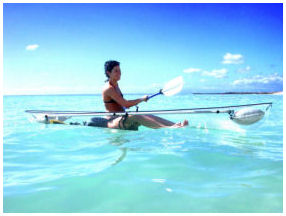 Kayaking in Key West