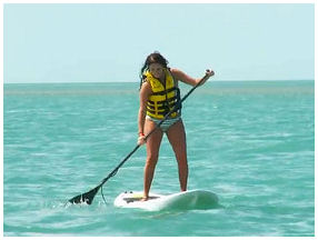 Do it All Key Paddleboard