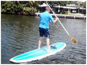 paddleboard Key West