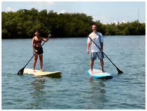 Paddleboard Eco Tours
