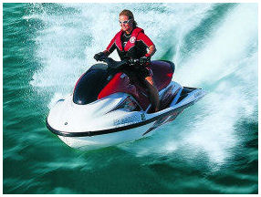 Waverunner rental Key West