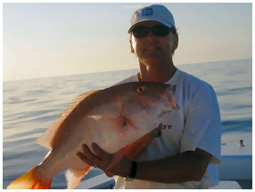 Great Mutton and Snapper fishing in Key West